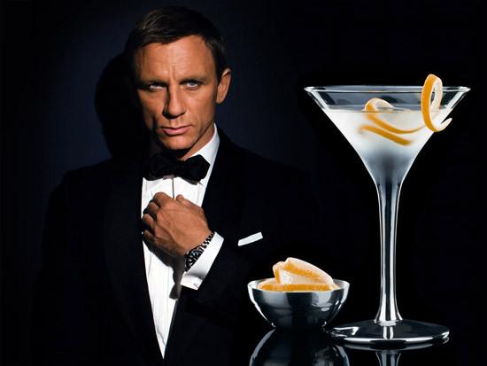 Cocktail 007 james bond